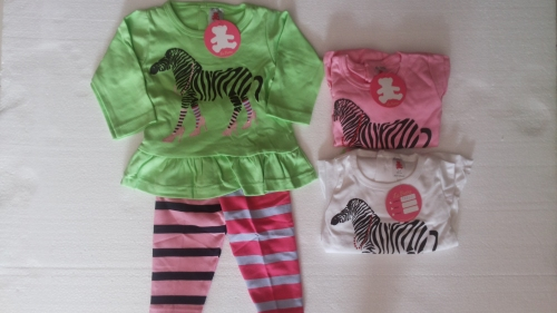 Kk78 stelan la petite zebra uk all size