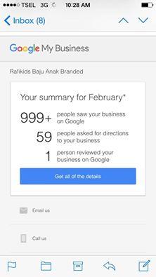 analisa google